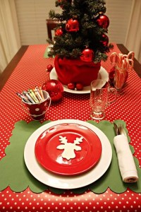 Holiday Table Setting Ideas for kids  Eatwell101