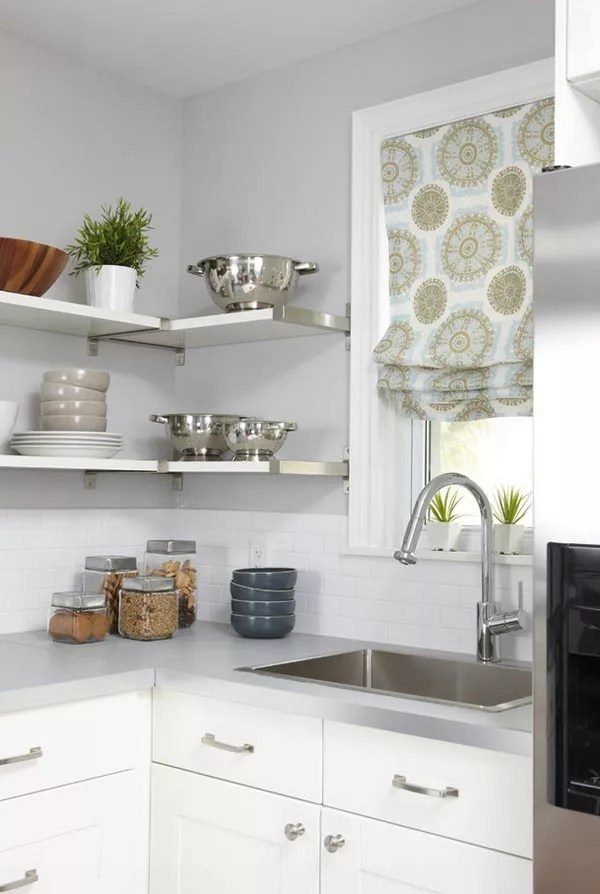 patterned curtains for living room small ideas blue 9 smart to create a beautiful kitchen — eatwell101