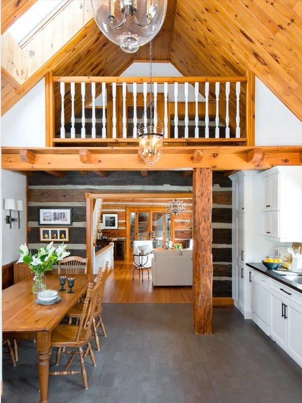easy kitchen remodel kohler farmhouse sink 15 of the most incredible kitchens under a mezzanine ...