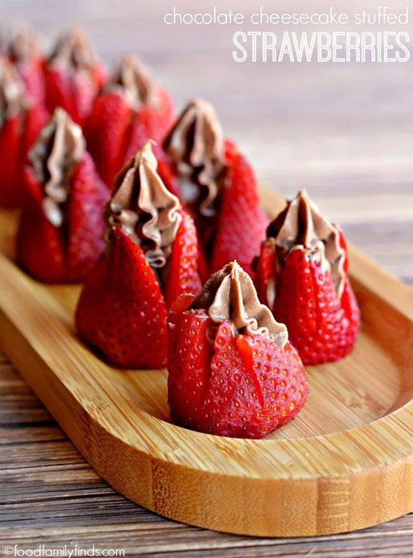 Whip up these easy and delicious strawberry recipes, including strawberry desserts, strawberry salads, and strawberry drinks.