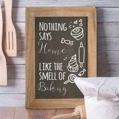 Kitchen Blackboard Modular Cabinets Philippines 6 Chalkboards For A Bistro Decor Eatwell101 44