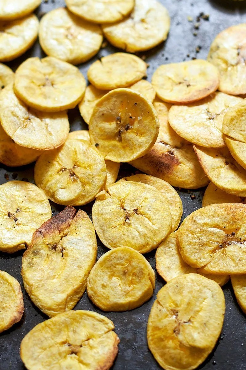 Paleo Plantain Chips Recipe  Eatwell101