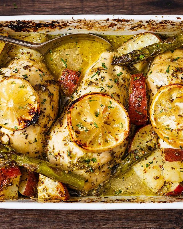Chicken Breast Recipes: 40 Simple Meals for Dinner ...