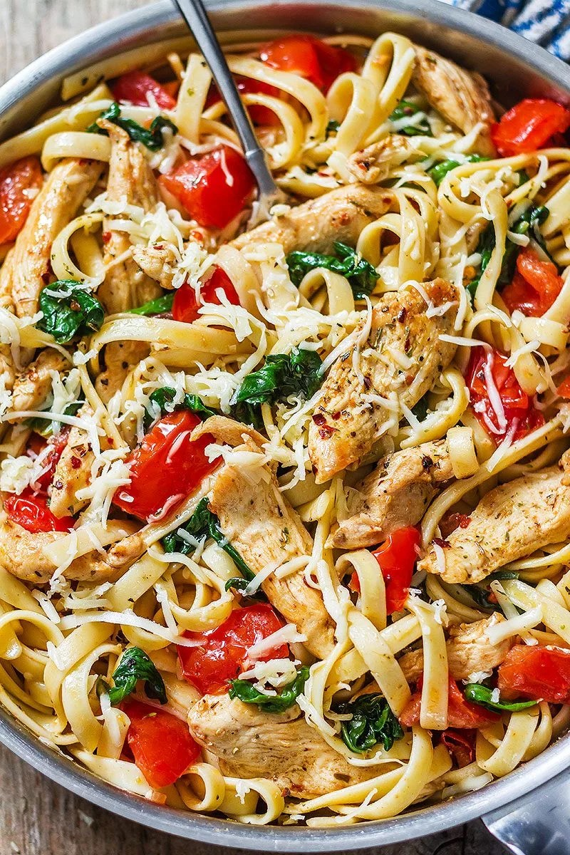 Easy Dinner Recipes : 17 Delicious Meals That Are Perfect ...