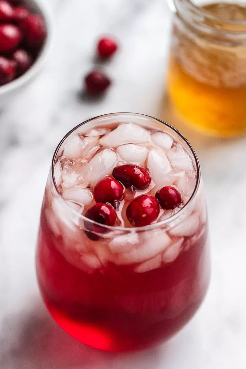 3Ingredient Cranberry Apple Cider Detox Drink Recipe  Eatwell101
