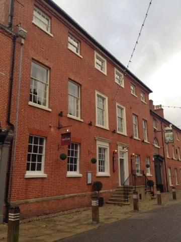 The Wine House, Lichfield