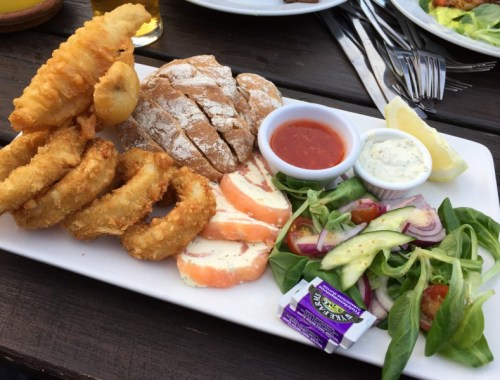 The Polgooth Fisherman's Platter