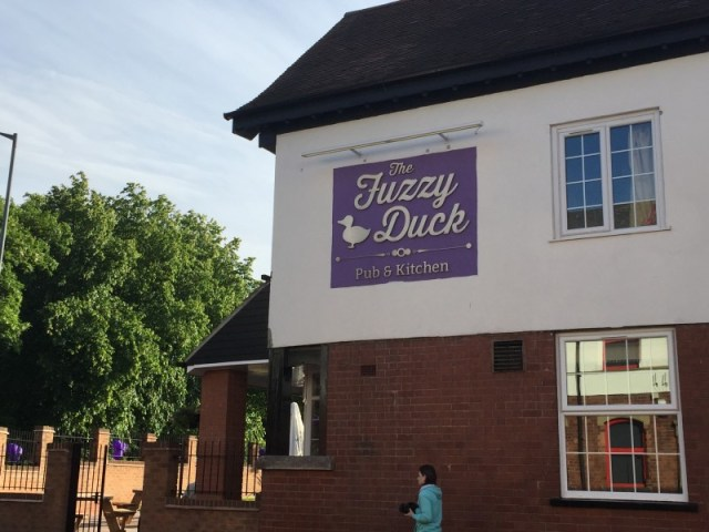The Fuzzy Duck in Nuneaton