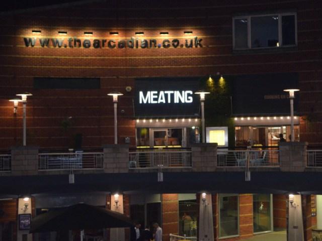 Meating, Birmingham