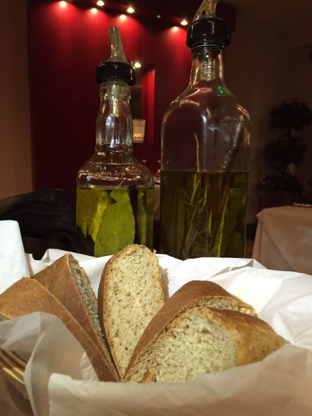 Oils at La Margherita, Rugby