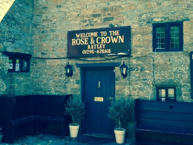 The Rose and Crown, Ratley