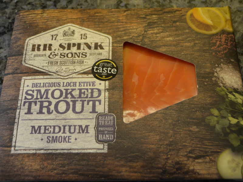 RRSpink smoked trout