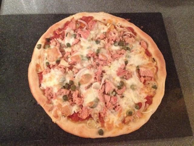 January pizza