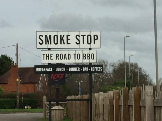 Smoke Stop, Shropshire