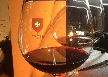 Jaboulet wine dinner at The Cross, Kenilworth