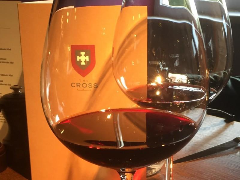 Jaboulet wine dinner at The Cross, Kenilworth