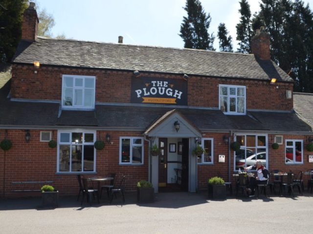 The Plough, Huddlesford