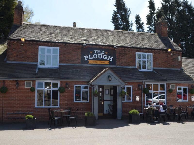 The Plough, Huddlesford