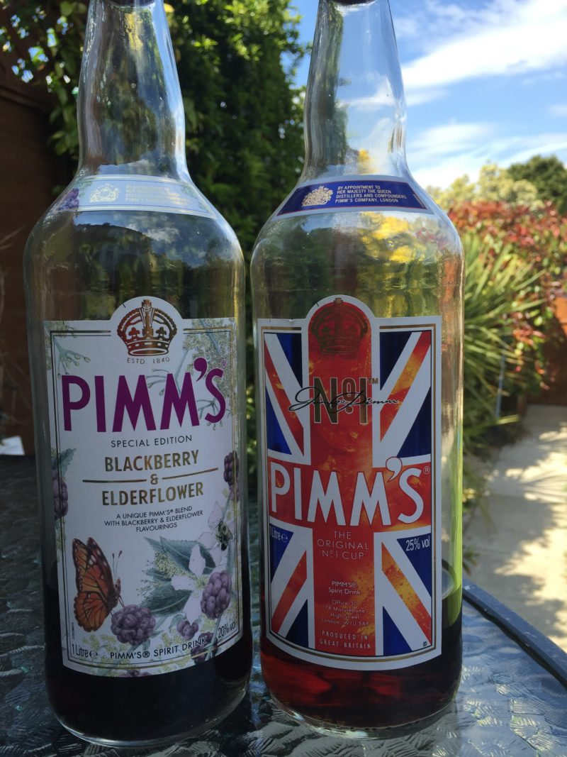 It 39 s pimm 39 s o 39 clock eat with ellen for What to mix with pimms