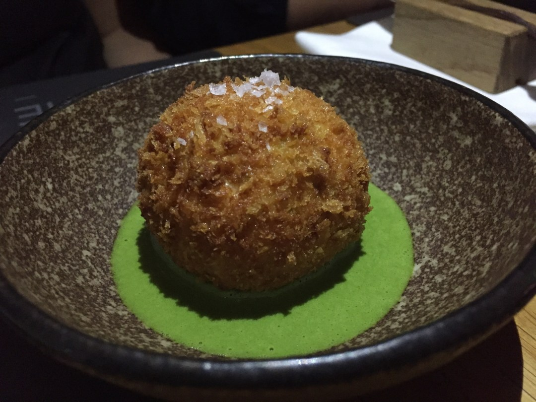 Scotch egg at The Coach, Marlow