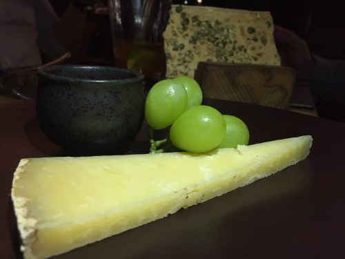 Cheese at The Coach, Marlow