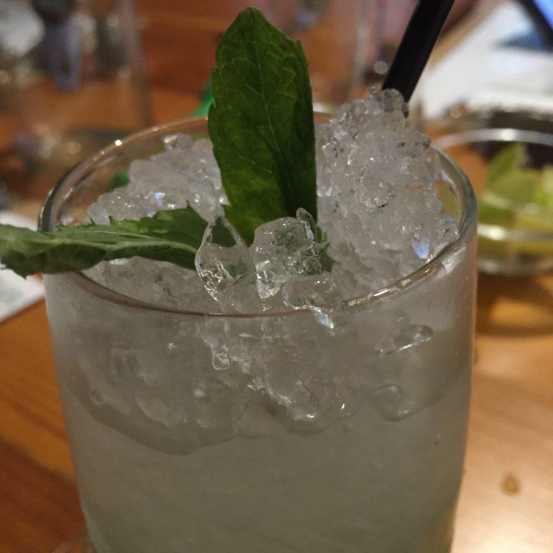 Mojito at All Bar One