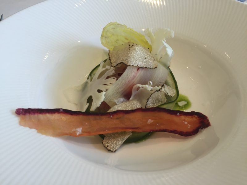 'Pot Pourri Salad' at Goodwood