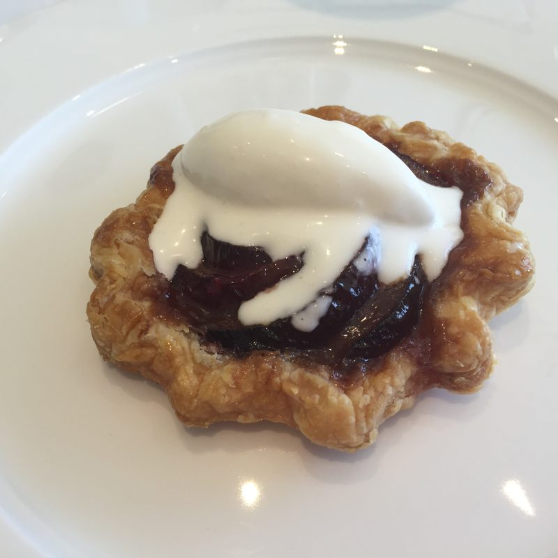 Galettes De Plum at Goodwood