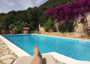 Holidaying in Kefalonia