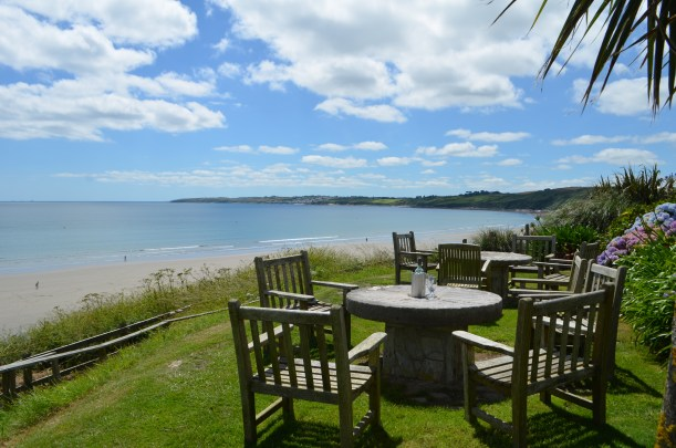 The Nare Hotel, Roseland, Cornwall