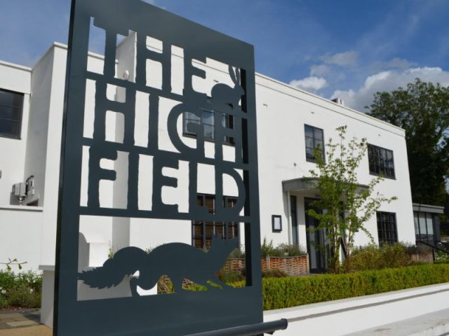 The High Field, Birmingham