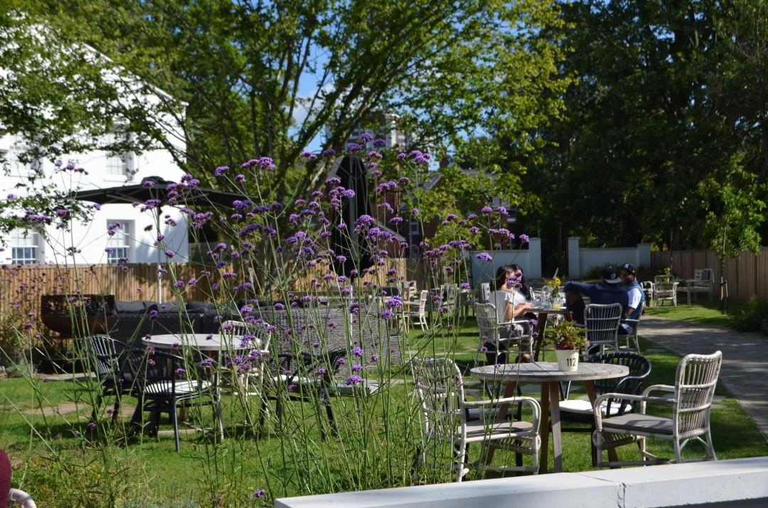 Gardens at the High Field, Edgbaston