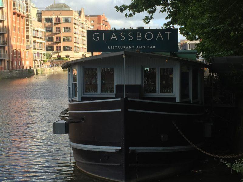 The Glassboat, Bristol