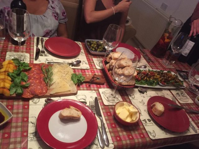 A Yumzee dinner experience