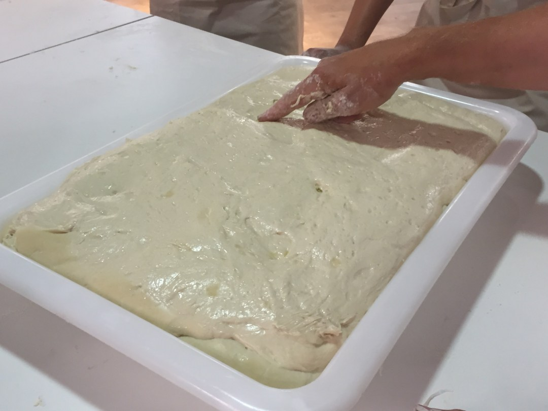 Breadmaking with Paul