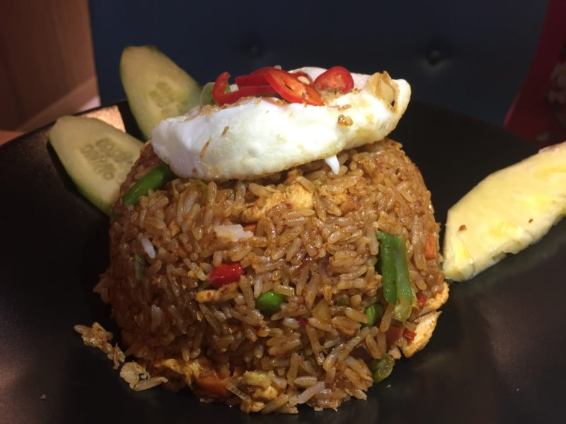 Nasi Goreng at Chi Kitchen, Birmingham