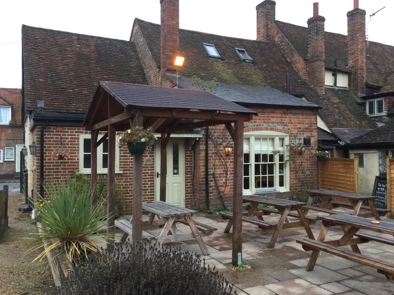 The Fat Fox Inn, Watlington