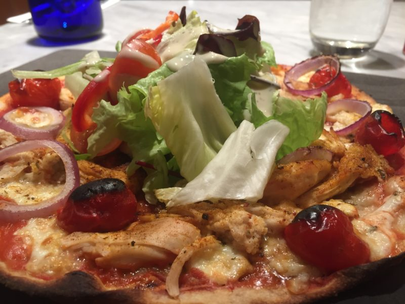 Trying Out The Healthy Options At Stratfords Revamped Pizza