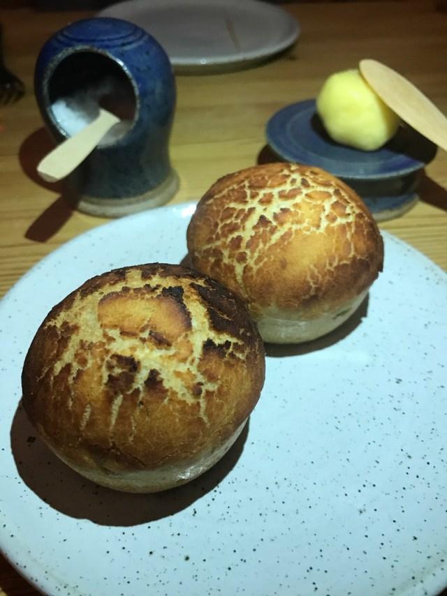 Homemade bread at Salt, Stratford-upon-Avon