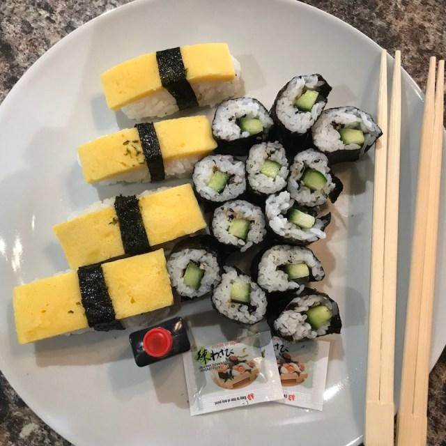 Sushi Masterclass at Yo! Sushi