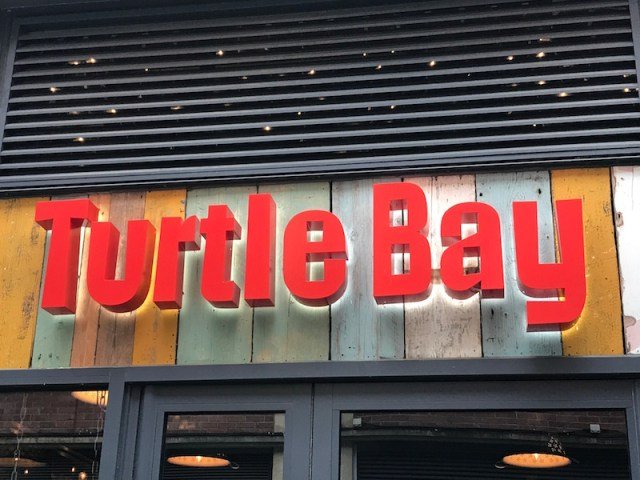 Turtle Bay, Leamington Spa
