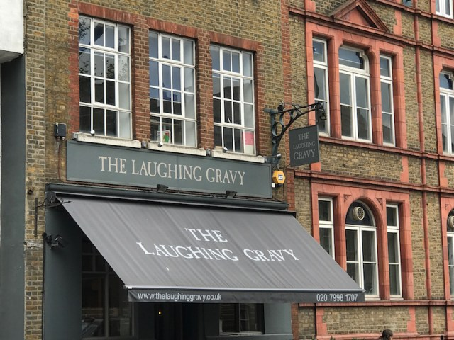 Laughing Gravy, Southwark, London