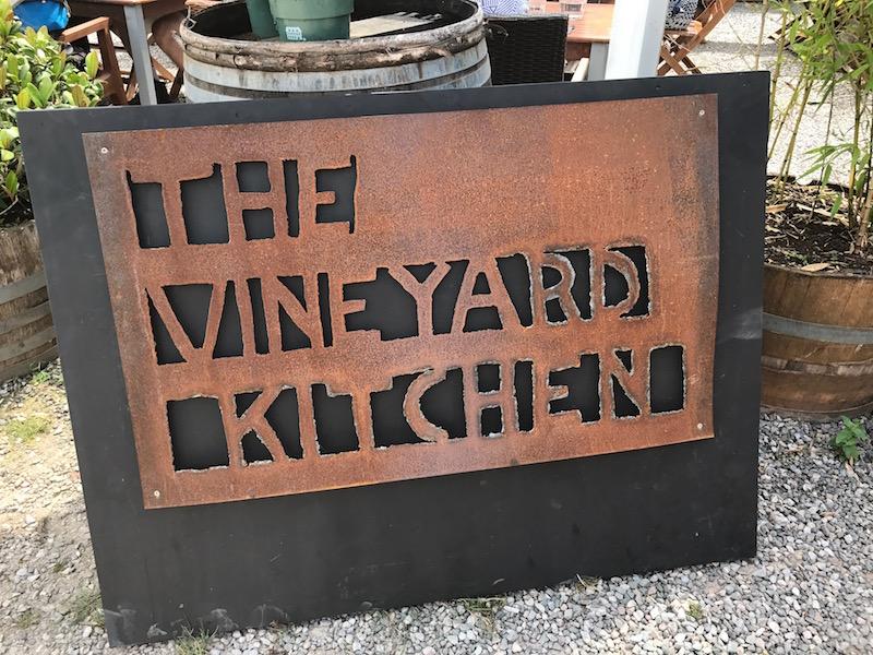 Vineyard Kitchen, Sharpham Estate, Devon