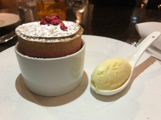 Souffle at The Balcon, London
