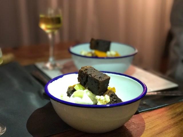 Desserts with Stuart Brown and La Belle Assiette