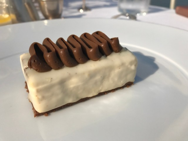 Tiramisu at La Speranzina, Sirmione, Lake Garda