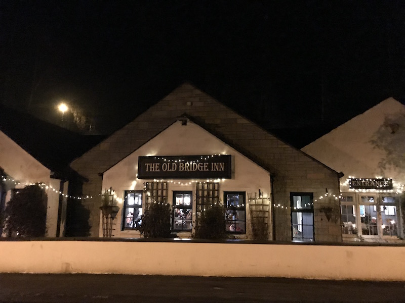 The Old Bridge Inn, Aviemore