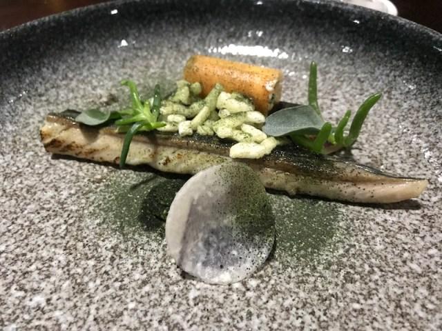 Mackerel at Maribel, Birmingham
