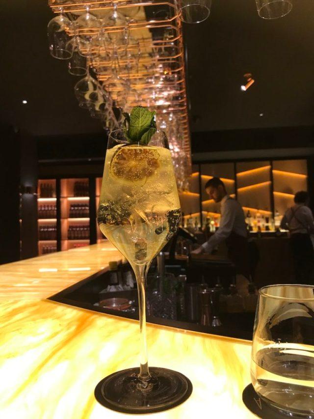 Cocktails at Legna, Birmingham