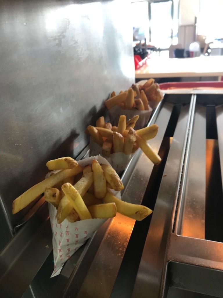 KFC Open Kitchen